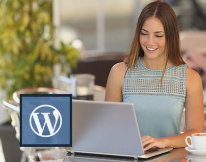 Create A Website using WordPress