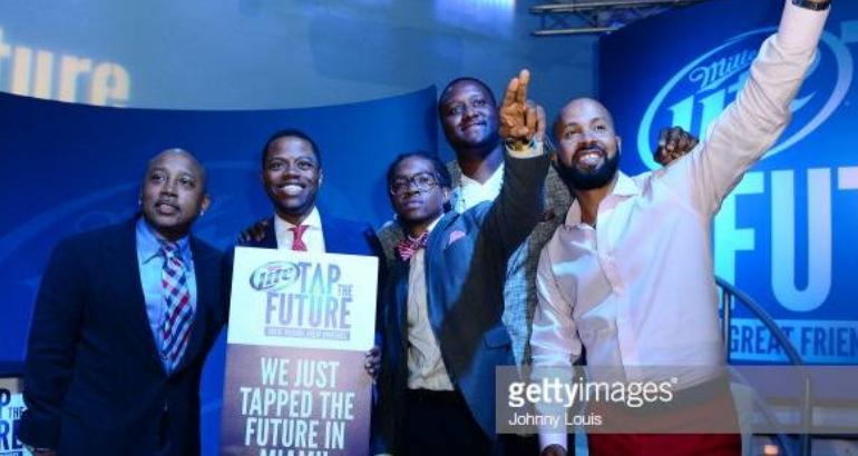 Million Dollar Scholar Wins $20,000 at Tap The Future Miami
